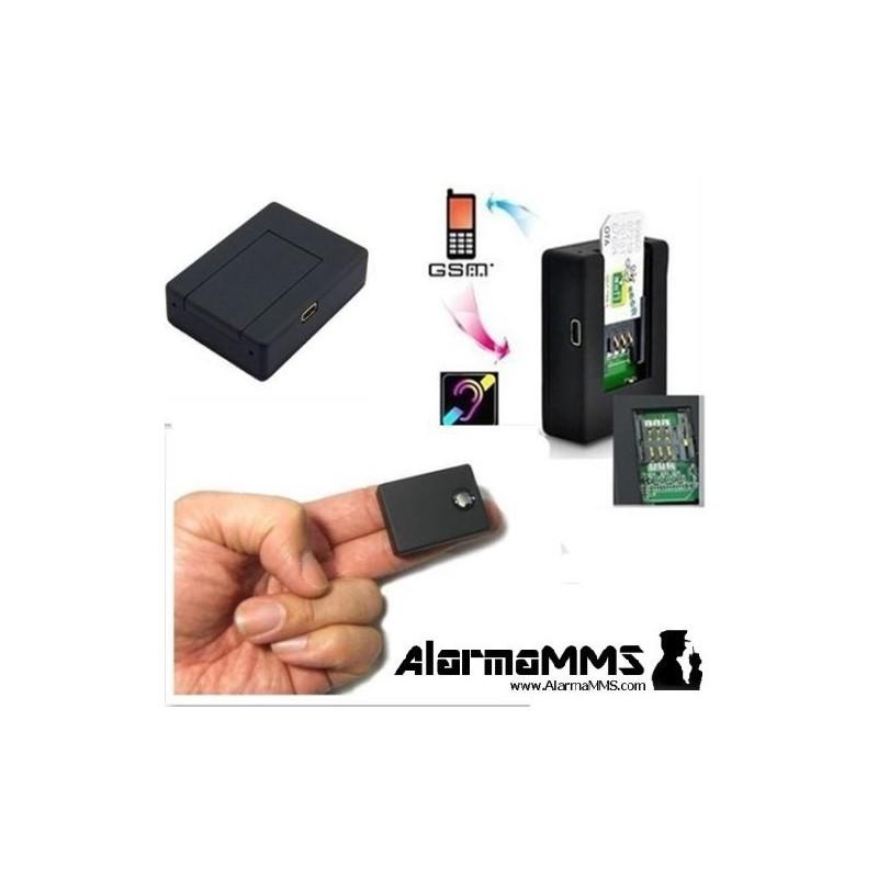 Microfono alarma GSM
