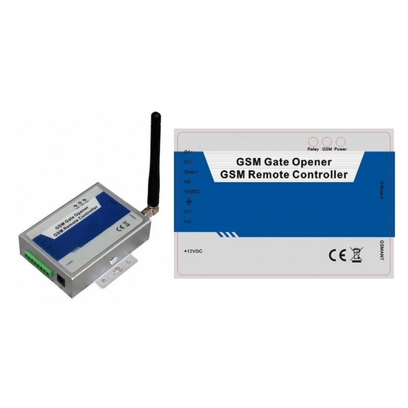 Controlador Apertura de Puerta GSM