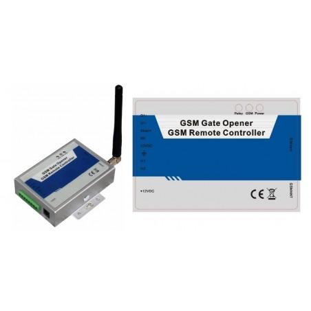 Controlador Apertura de Puerta GSM y Alarma