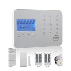 Alarma GSM / Fijo Rele Tactil GSMF-22B