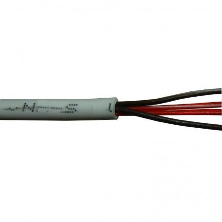 Cable apantallado 4 hilos