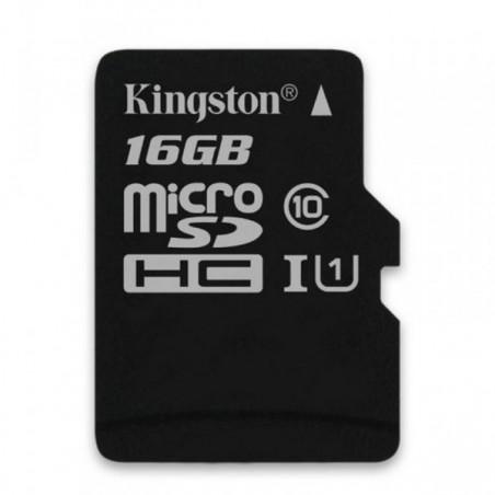 Tarjeta de memoria micro SD 16GB clase 10