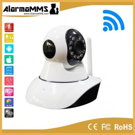 Camara IP HD 1280x720p con rotacion SS