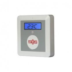 Alarma GSM  y Teleasistencia Emergencia TL3