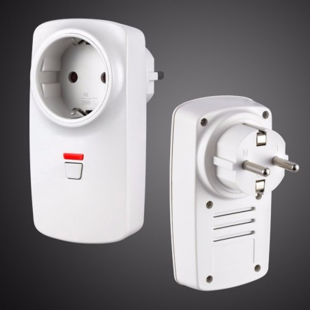 Enchufe domotico inalambrico para alarma G90B plus