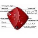 Localizador GPS 3G con camara