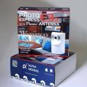 Alarma Foto Express E3a a pilas con antena