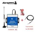 Alarma 3G por Temperatura y Corte de Luz