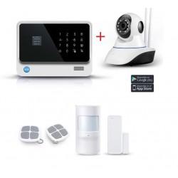 Alarma Wifi G90B Plus con Camara wifi