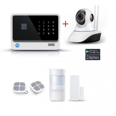 Alarma GSM / Wifi / GPRS Plus
