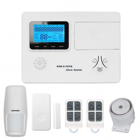 Alarma WIFI / GSM / Fijo Rele GSMF-20W