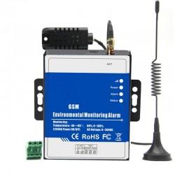 Alarma GSM por Temperatura, Humedad y Corte de Luz