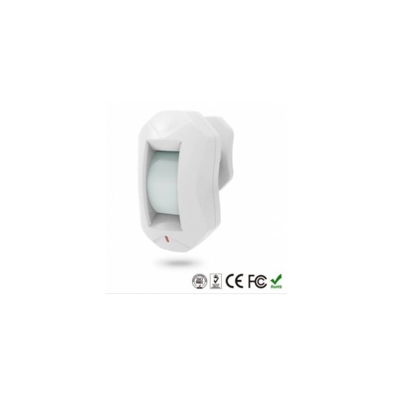 Sensor de movimiento PIR Cortina Antena interna