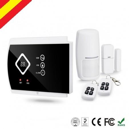 Alarma GSM-10