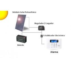 Alarma GSM SOLAR