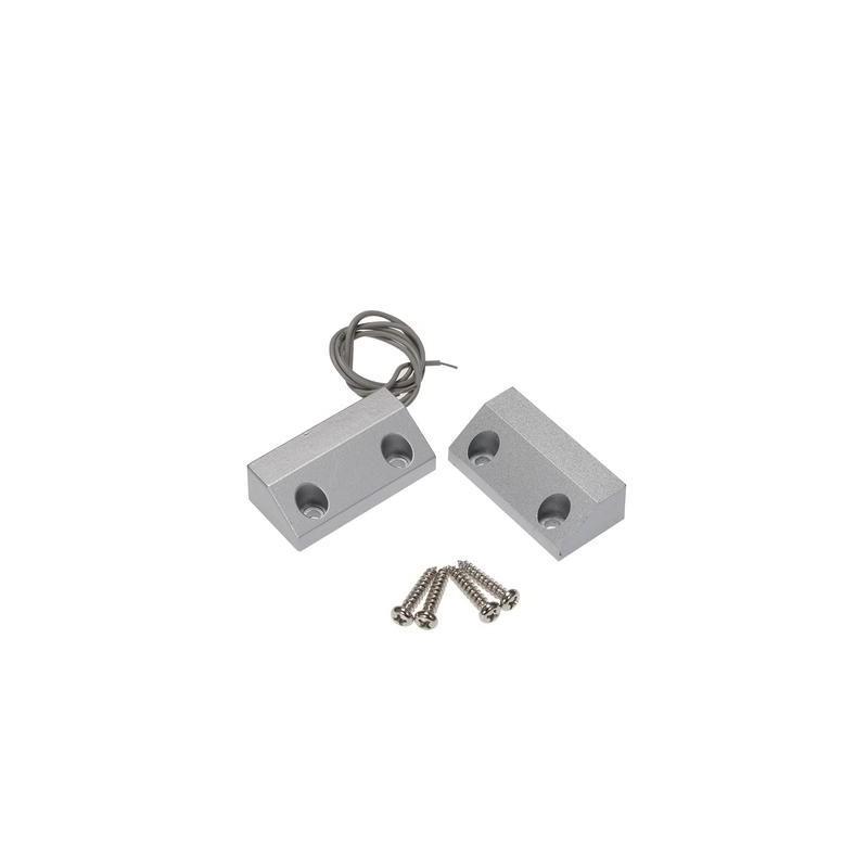 Sensor apertura puertas/ventanas  metalico cableado