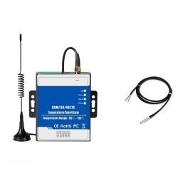 Alarma GSM por Temperatura y Corte de Luz