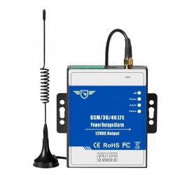 Alarma GSM corte de luz