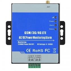2 alarmas GSM por Temperatura humedad y corte de luz