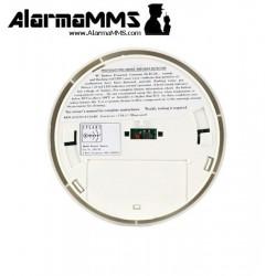 Sensor de Humo y Temperatura inalámbrico