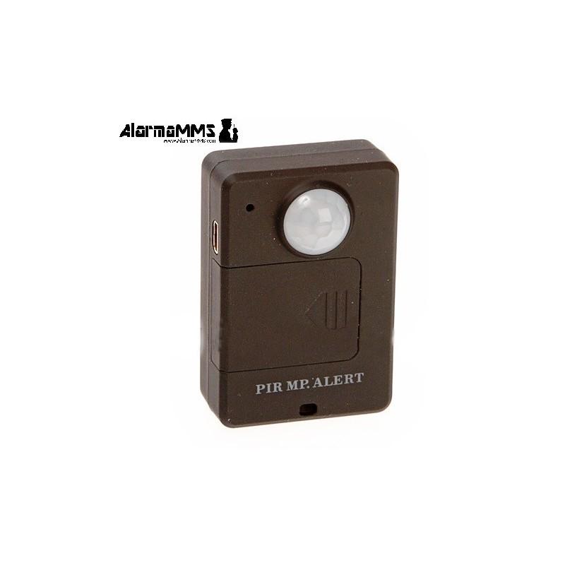 Alarma Micro PIR GSM