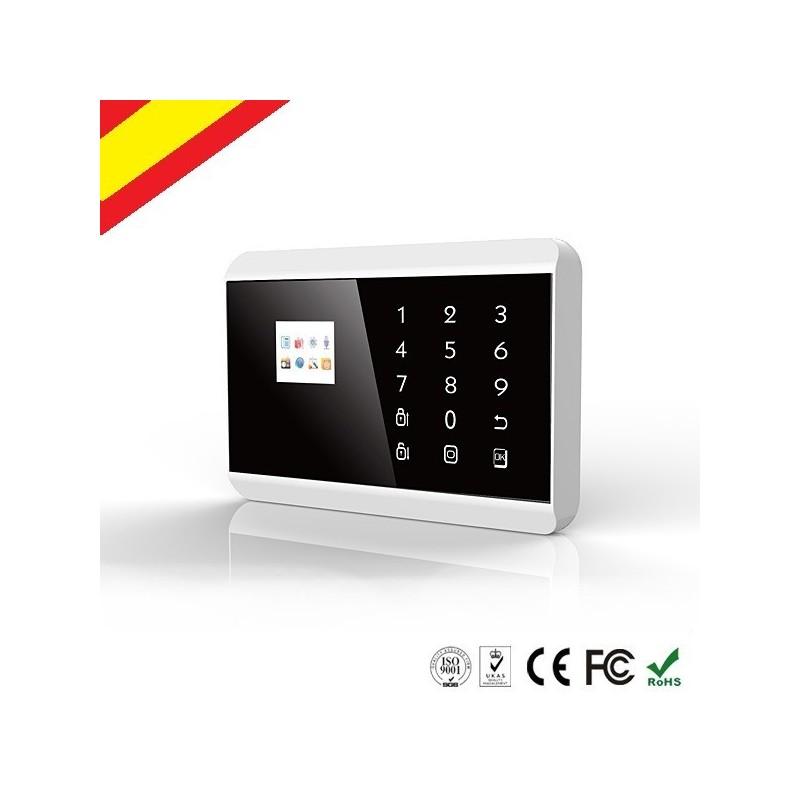 Alarma GSM / Fijo TFT tactil