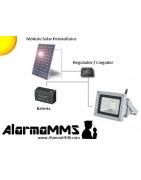 Kit solar Iluminacion