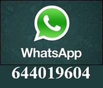 Whatsapp 644019604